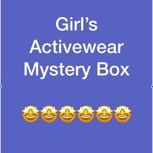 Other - Girl's Activewear Mystery Box